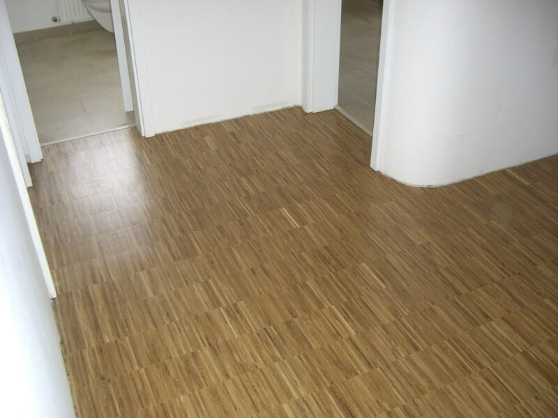 Popular type of parquet: Industrial parquet (high-edge slats)
